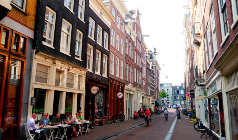 Las 9 calles de Amsterdam
