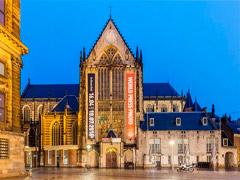 Iglesia Nueva - Amsterdam