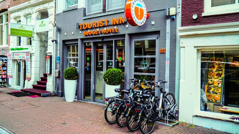 Hostales en Amsterdam