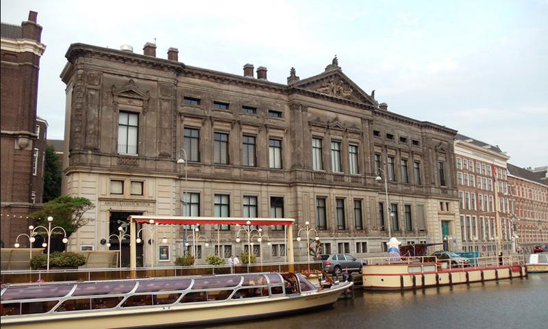 Museo Arquelogico de Amsterdam